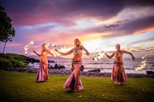 Merkabah Fire Hawaii Small Fans