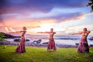 Merkabah Fire Hawaii