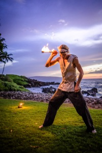 Merkabah Fire Hawaii Shane