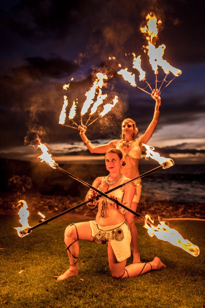 Merkabah Fire Hawaii Chesh
