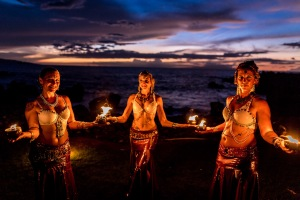 Merkabah Fire Hawaii Bowls