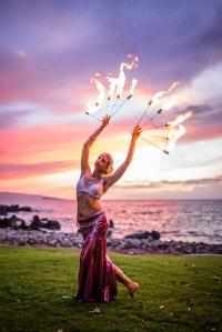 Merkabah Fire Hawaii Emily