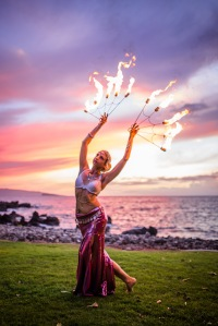 Merkabah Fire Hawaii Emily